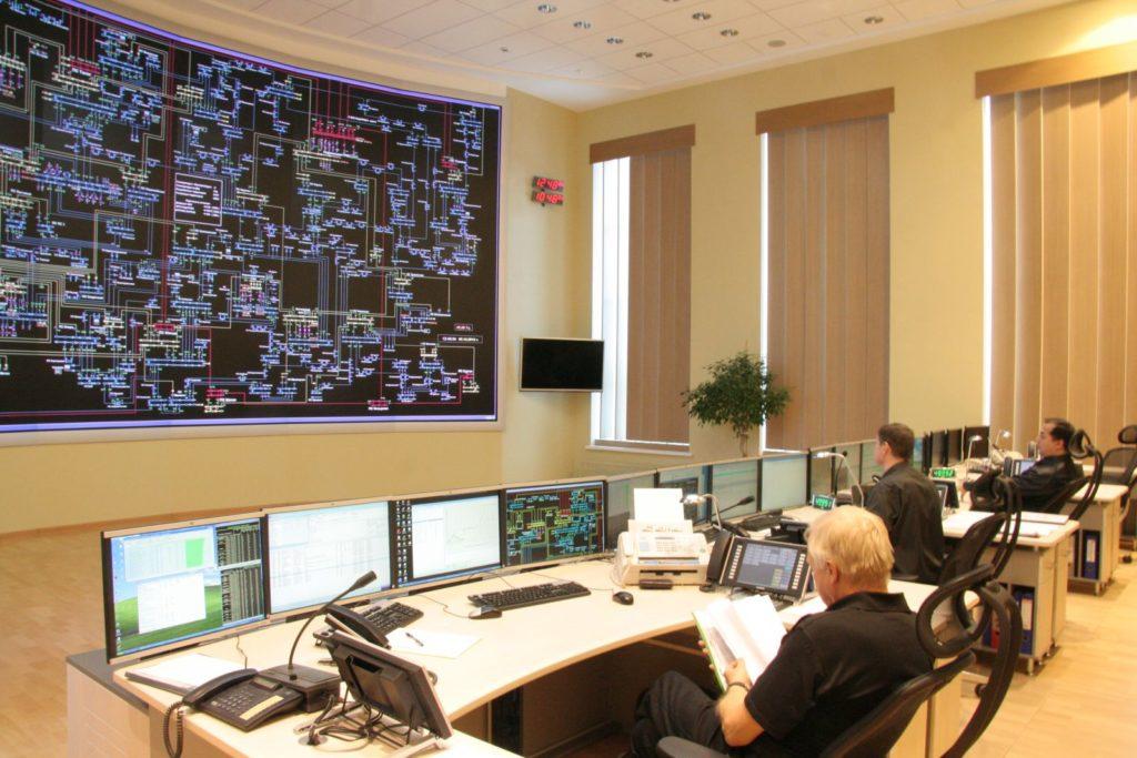 Задачи и организация  выполнения оперативно-диспетчерского управления (17.05-27.05)